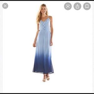 Lauren Conrad | Ombré Maxi Dress
